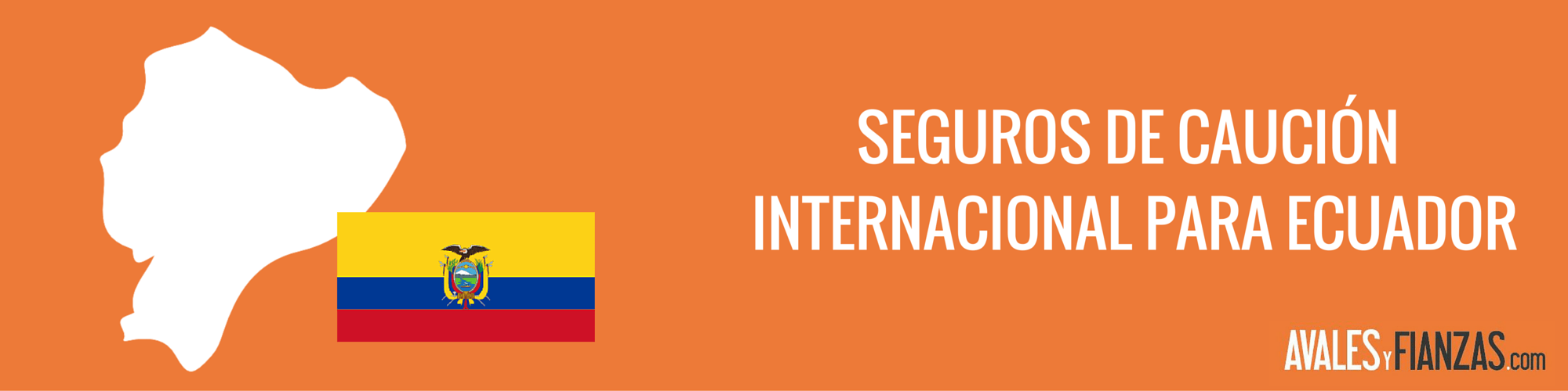 Aval para Ecuador