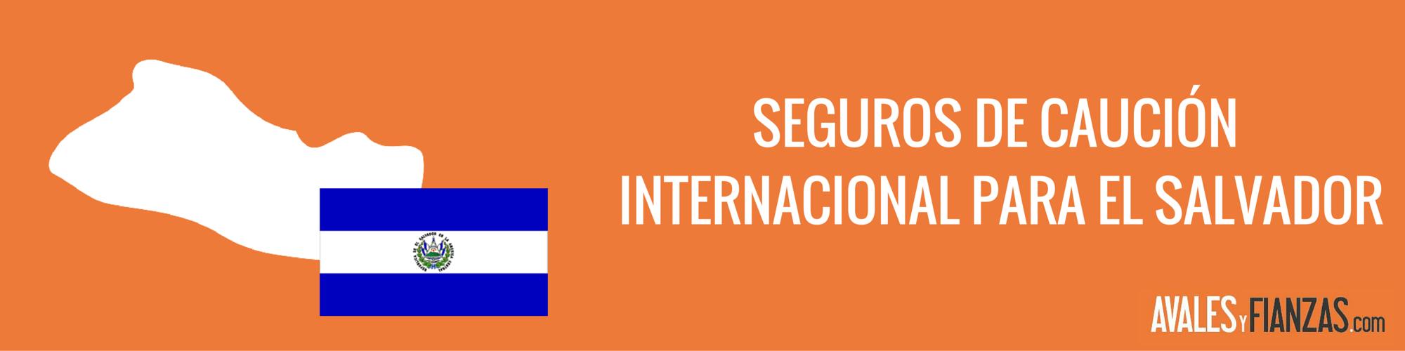 Aval para El Salvador