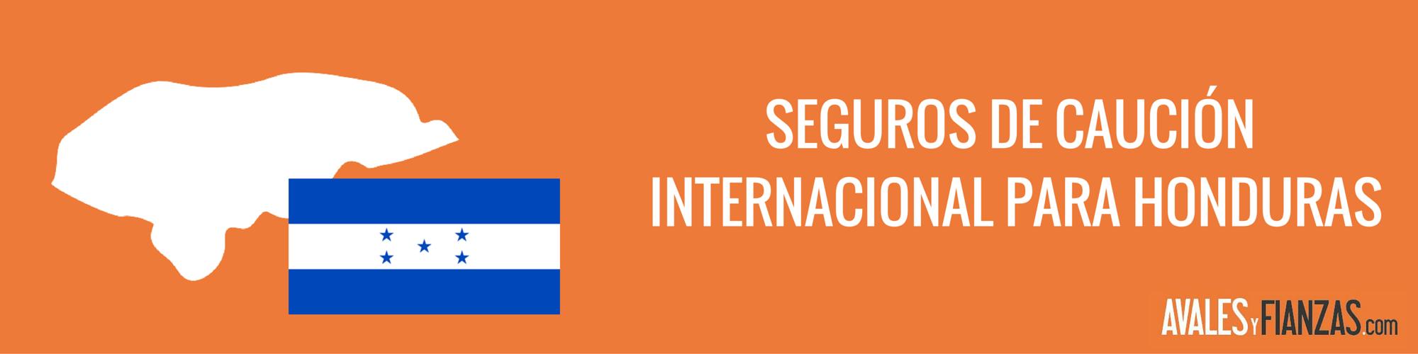 Aval para Honduras