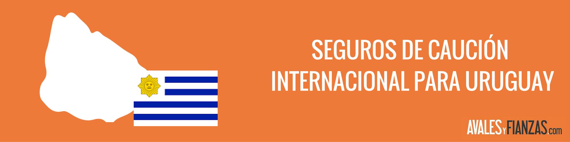Aval para Uruguay