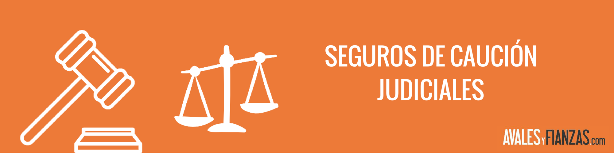 Seguros de Caución Judiciales