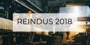 Convocatoria REINDUS 2018